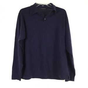 Banana Republic Long Sleeve Polo Shirt DR10755